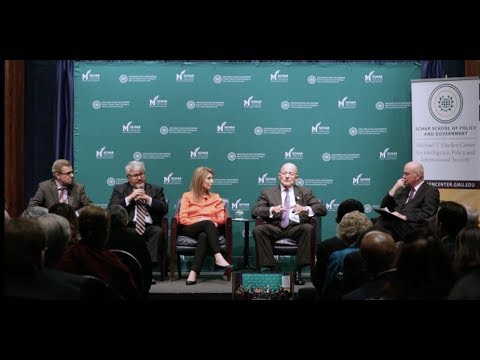 Michael V. Hayden Center: Inaugural Event [Full Version]