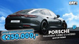 De meest gevraagde DAILY DRIVER? 680pk Porsche Panamera Turbo // #DAY1 #DailyDriver Afl. #2