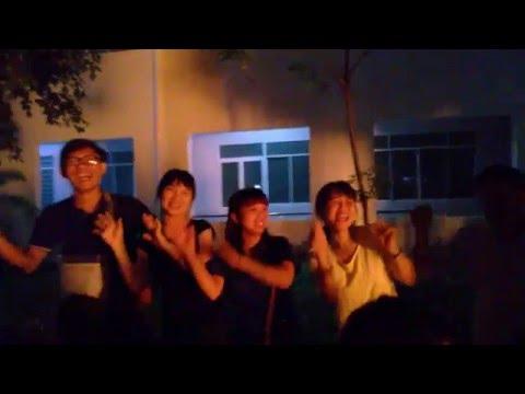 Lua trai truong Dai hoc Kien Giang 19/3/2016