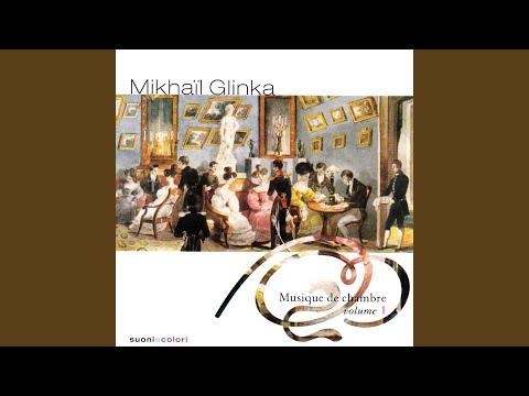 Divertissement sur des Thèmes de la Somnambula de Bellini