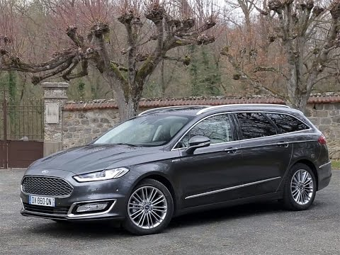 essai ford mondeo vignale sw 2 0 tdci 180 powershift i awd 2016. Black Bedroom Furniture Sets. Home Design Ideas