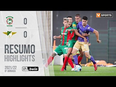 Maritimo Moreirense Goals And Highlights