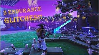 3 ENDURANCE GLITCHES Fortnite Save the World Glitch Ps4 / Xbox / PC