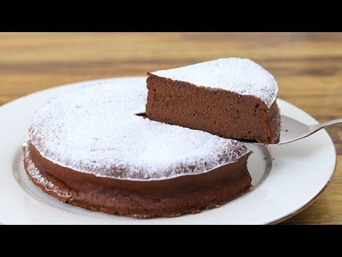 2-ingredient-chocolate-cake-recipe