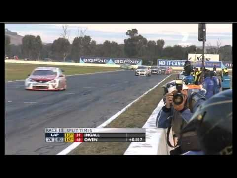 V8 2011 Event 5 - Race 10 Highlights