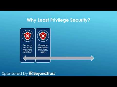 A Security Expert's Guide: An Introduction to Least Privilege Security