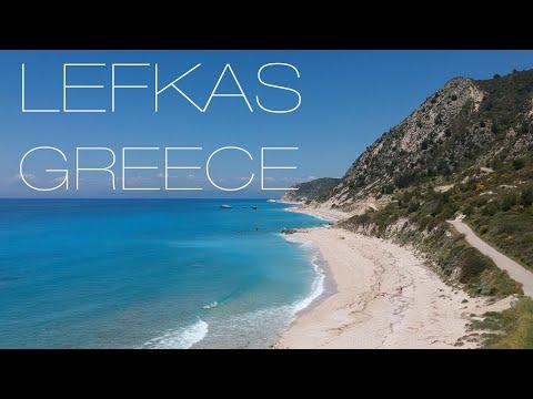Lefkas with GIC The Greek Islands Club