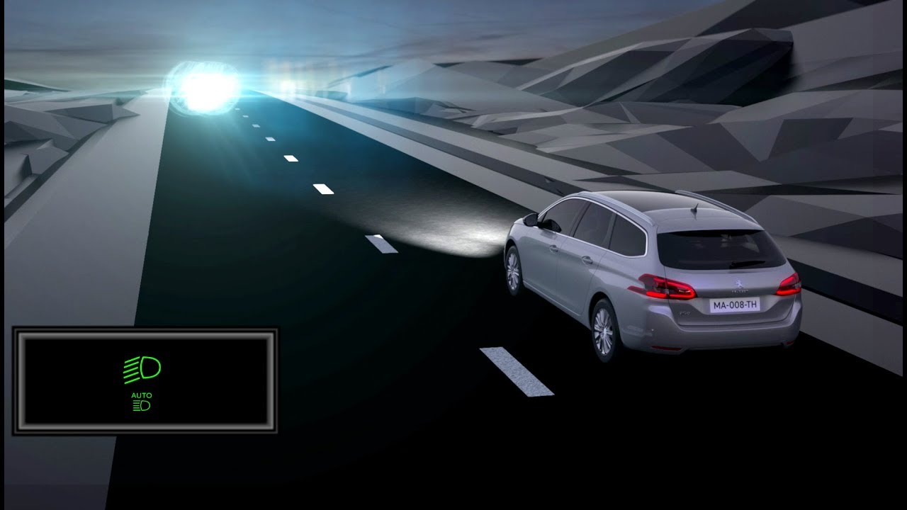 Pr U00e9sentation Commutation Automatique Des Feux De Route