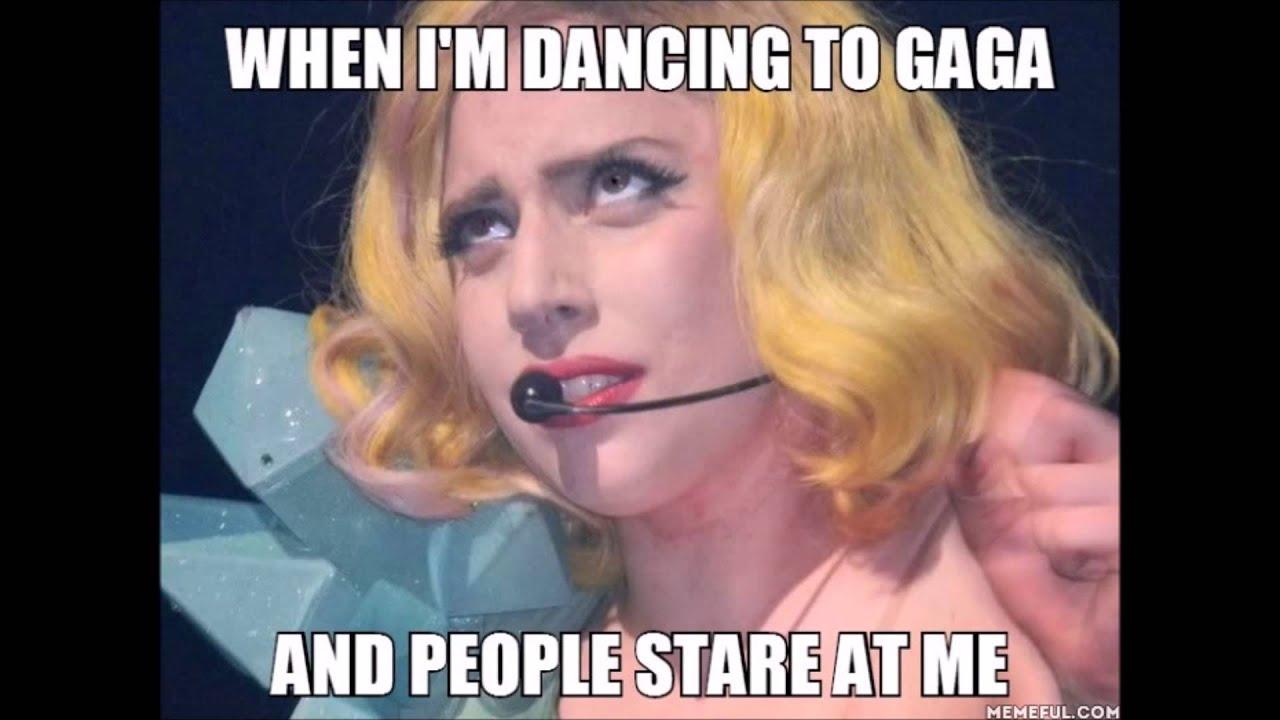 Happy Birthday Gaga Meme Style Youtube