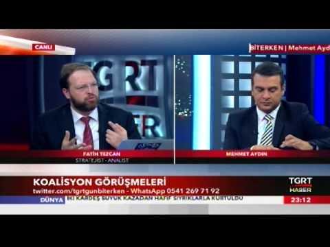 AK Parti CHP Koalisyonu'nu İsteyenler Bunlar!