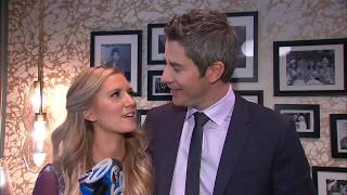 Arie and Lauren talk about their lives post 'The Bachelor'