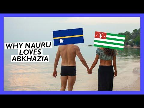 Why Nauru loves Abkhazia