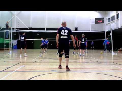 Spikeos Mens1 vs Oxford Vollox...