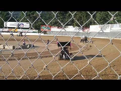 Deming Speedway Big Al Qualifying