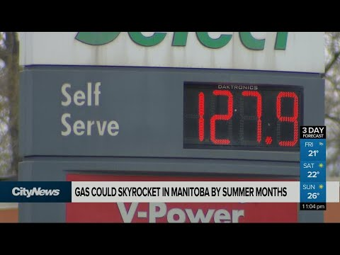 Gas prices could spike by Summer