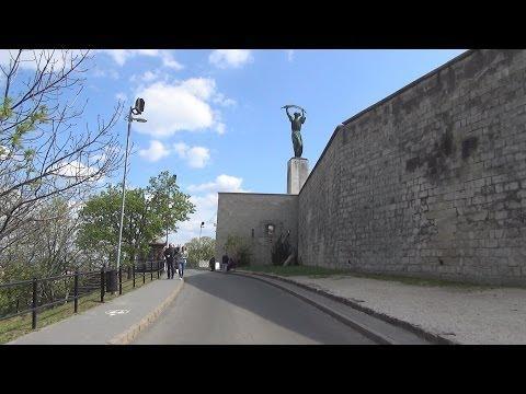 Gellért-hegy / Gellert Hill Budapest