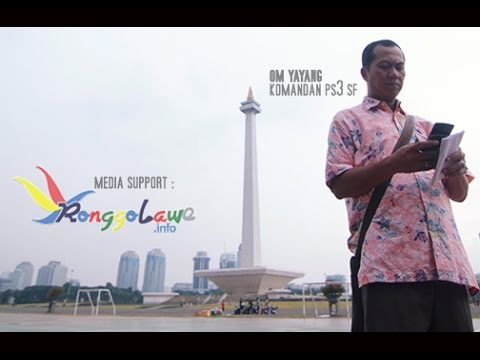 Lokasi Lomba Burung Berkicau Jakarta Cup 1 Di Monas