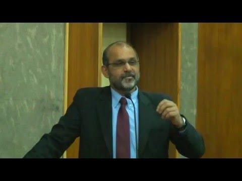 Prof. Makarand Hastak, Purdue University