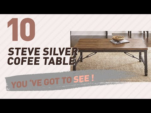 Steve Silver Cofee Table Collection // New & Popular 2017