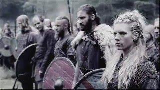 vikings | crossing the water
