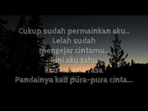 Pura Pura Cinta - Ruri Repvblik(Lyrics)