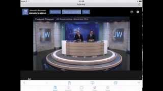 Video How to Download and Save JW Broadcasting Videos (tv.jw.org) to your iPad download MP3, 3GP, MP4, WEBM, AVI, FLV Agustus 2018