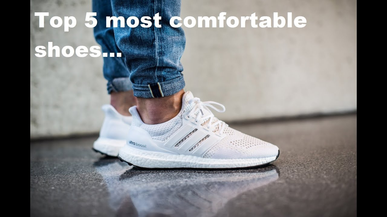 Top  Comfortable Running Shoes