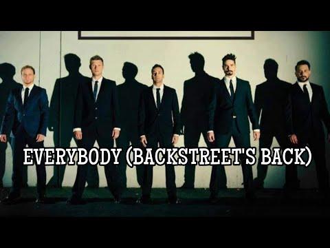 Backstreet  Boys-Everybody (Backstreet's back)