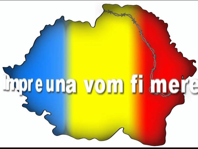 Impreuna vom fi mereu - Cantecul nostru pentru ziua nationala a Romaniei.