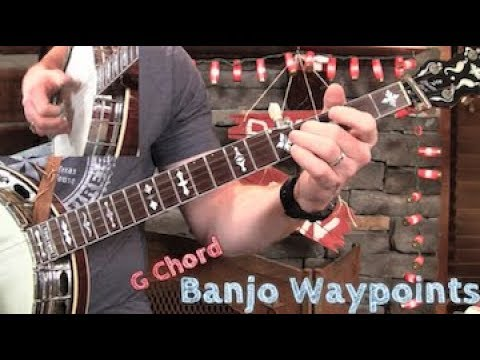 Waypoints– Finally Learn the Banjo Neck!