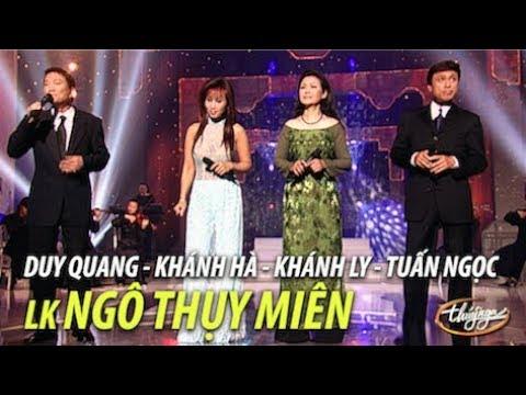 LK Ngô Thụy Miên - Duy Quang, Khánh Hà, Khánh Ly, Tuấn Ngọc / PBN 66