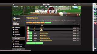 Unturned Server - Administration über Nitrado [Ban/Kick/Cheat]