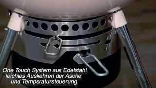 Weber-Kohlegrill Master Touch GBS 57 cm