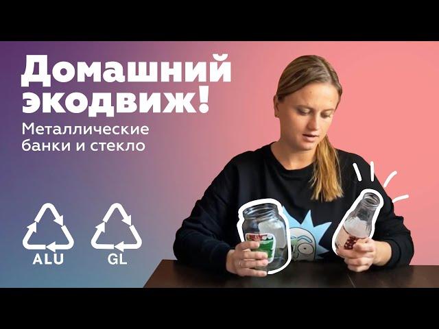 Рубрика «Домашний экодвиж». Выпуск 2.