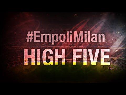 High Five #EmpoliMilan | AC Milan Official