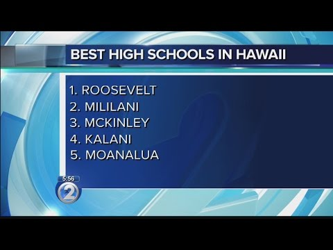 BEST HIGH SCHOOLS IN HAWAII