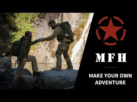 MFH - make your own adventure