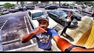 Video A DAY WITH THE HOMIES EP.2 - STREET SKATEBOARDING - GOPRO VLOG download MP3, 3GP, MP4, WEBM, AVI, FLV November 2017
