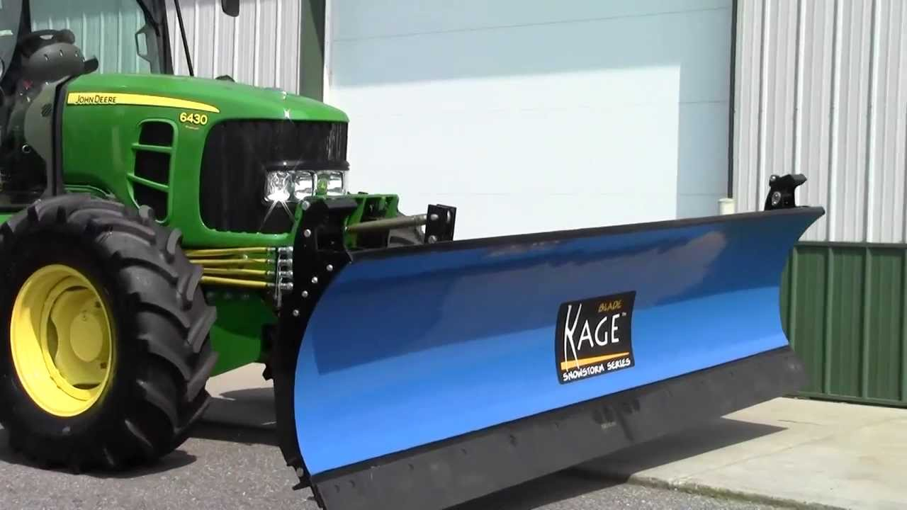 Frontier Ag & Turf- KAGE Snow Removal System