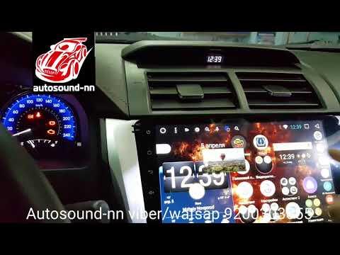 "Штатная Магнитола Toyota Camry V55(2014+)10"" Android 7.1(8 ядер 2/32)"