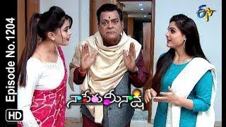Naa Peru Meenakshi | 13th  February 2019 | Full Episode No 1204 | ETV Telugu