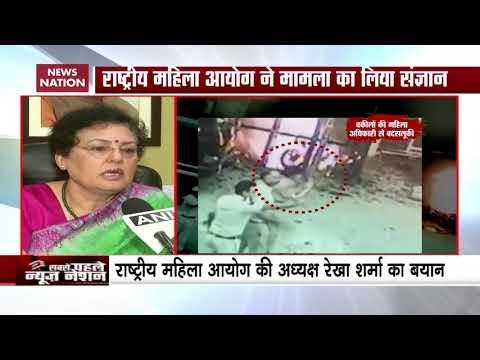What NCW Chief Rekha Sharma Said On Manhandling With DCP Monika Bhardwaj