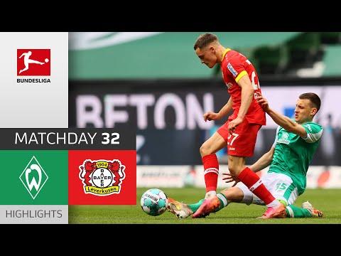 Werder Bremen Bayer Leverkusen Goals And Highlights