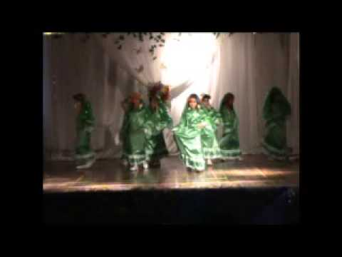 P.E Show KG.2 National Section 2013 Part 1