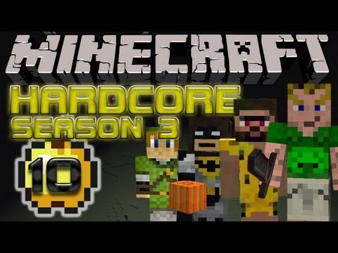Minecraft Ultra Hardcore Spezial Season 3