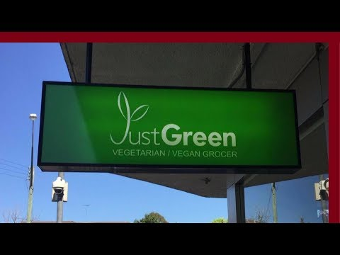 Cabramatta Virtual Food Tour - Vegan/Vegetarian Supermarket No1