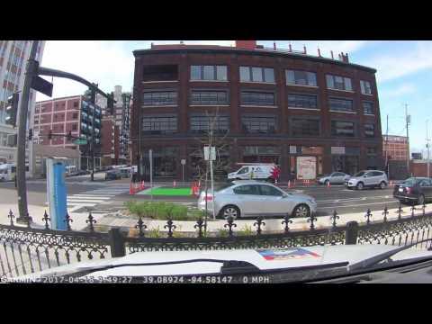 20170418 Tuesday Drivelapse Kansas City Metro Area