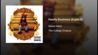 Family Business (Explicit)
