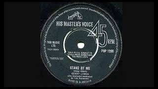 STAND BY ME ... SINGER, BEN E KING (1961)