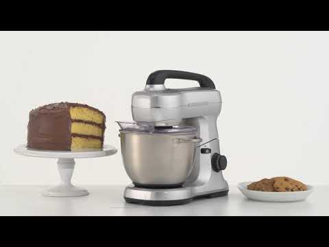 Hamilton Beach 7-Speed Stand Mixer (63392 and 63391)